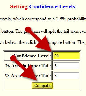 Binomial Confidence Interval